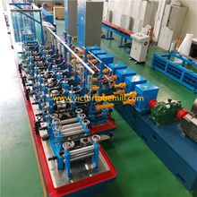 ERW Tube Mill Machine / Steel Pipe Making Machine